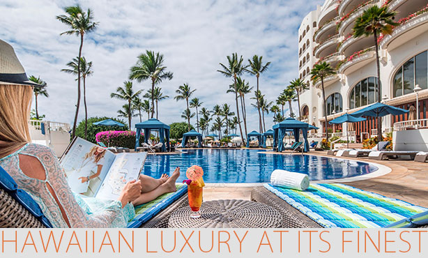 Hawaiian Luxury at its Finest