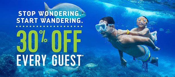 Royal Caribbean | 30% Off Every Guest!