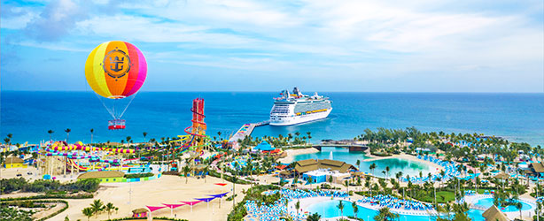 PERFECT DAY AT COCOCAY | UP, UP AND AWAY