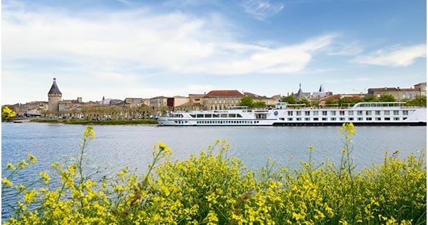 The Garonne, Gironde & Dordogne