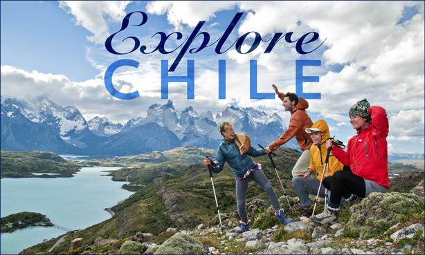 Explore Chile!