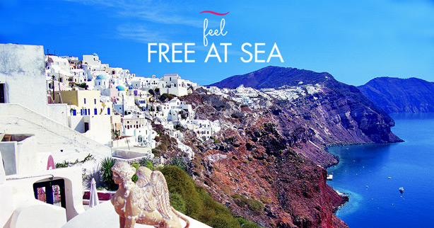 Feel Free at Sea