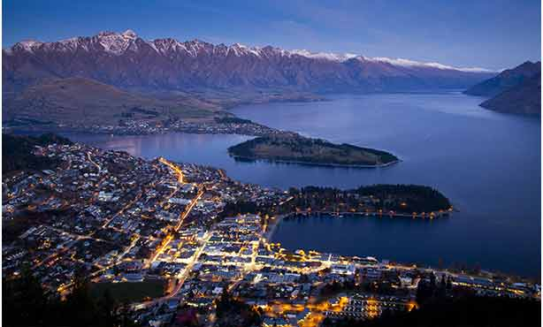 New Zealand Luxury