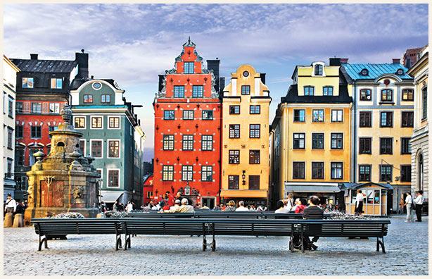 Baltic Marvels