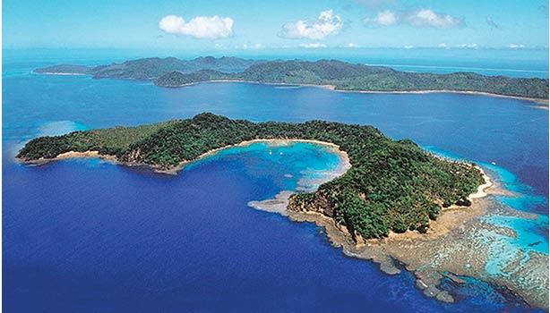 Matangi Island, Matangi Private Island Resort
