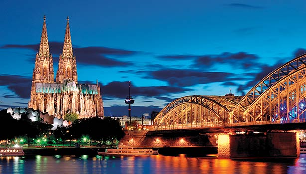 The Captivating Rhine