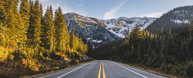 14 Fantastic Scenic Drives in the U.S.