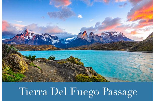 Tierra Del Fuego Passage