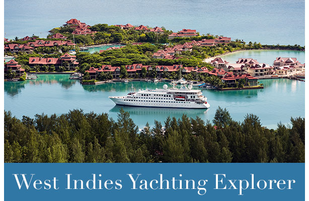 West Indies Yachting Explorer