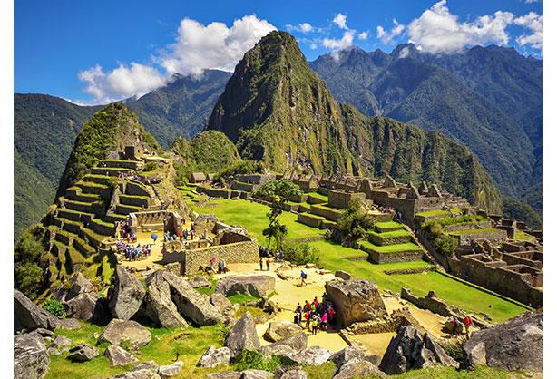 Machu Picchu: Mystic Empire