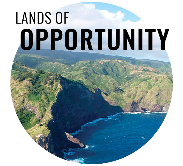 Lands of Opportunity