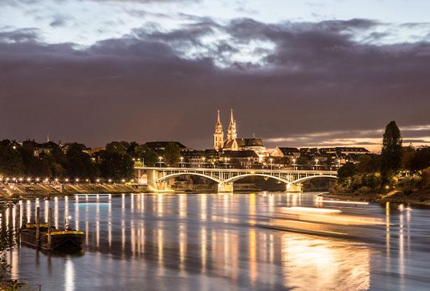 Legendary Rhine