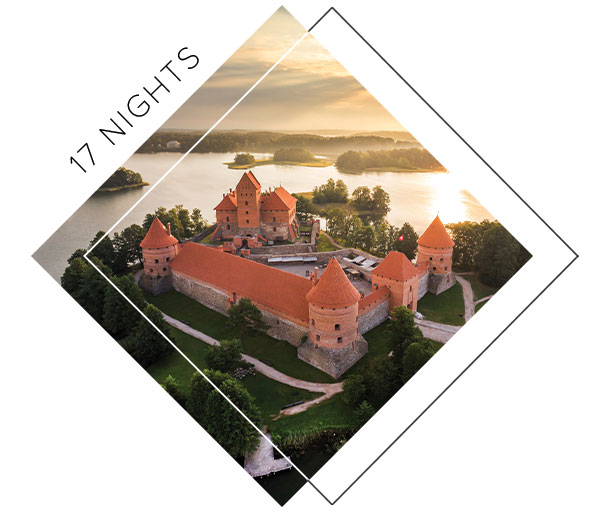 ands of the Midnight Sun Northern Europe by Private Jet