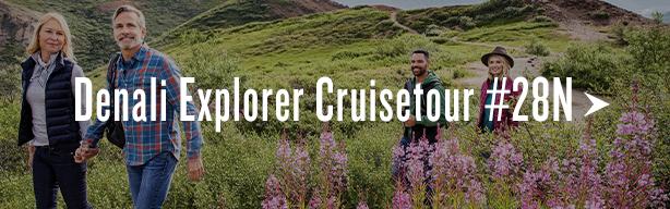 Denali Explorer Cruisetour #28N