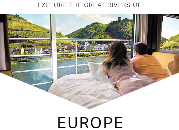 Explore the Great Rivers of Europe