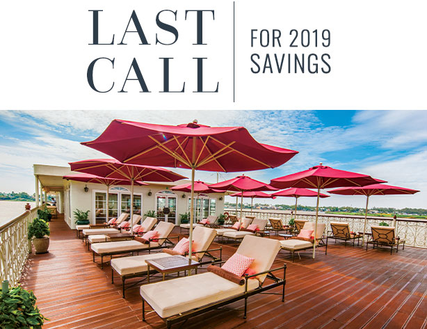 Last Call for Savings in 2019