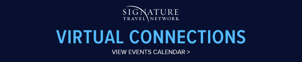 Virtual Connections: View Event Calendar