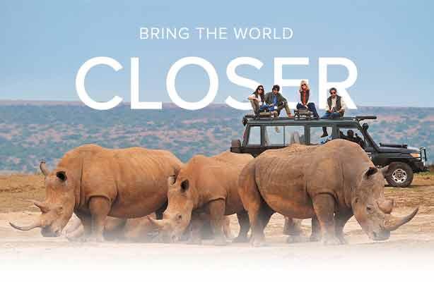 Bring the World Closer