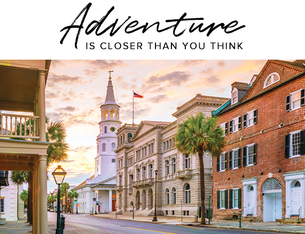 Adventure is closer than you think