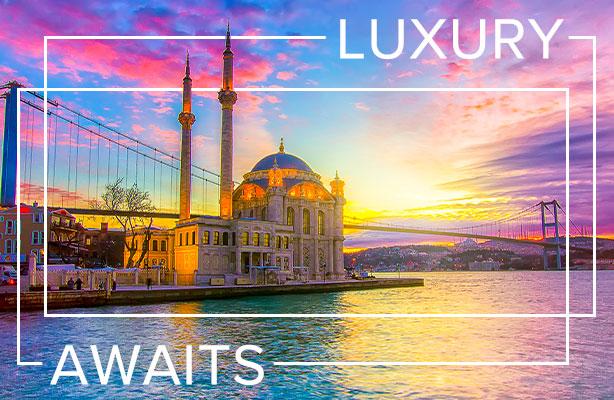 Luxury Awaits