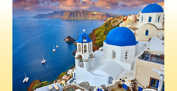 greek isles & italy