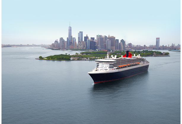 Upgrade Your View Cunard
