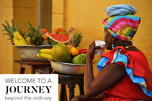 welcome to a journey beyond the ordinary