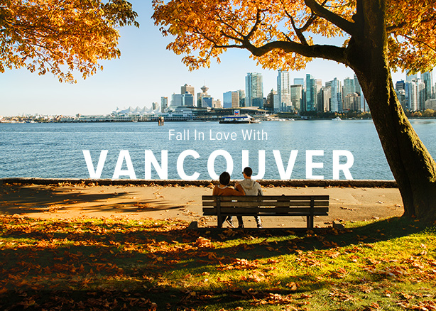 fall in love with vancouver header