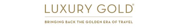luxury gold logo
