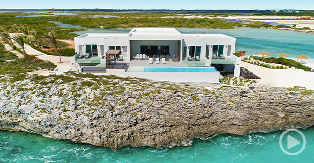 Turks & Caicos, Tip of the Tail Villa