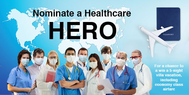 Honor a Healthcare Hero