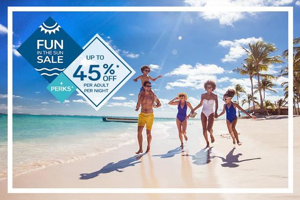 Club Med's Fun in the Sun Sale