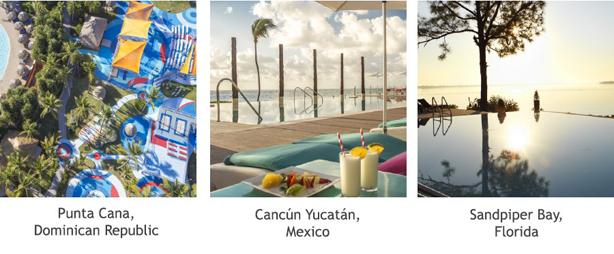 Punta Cana, Cancun Yucatan, Sandpiper Bay
