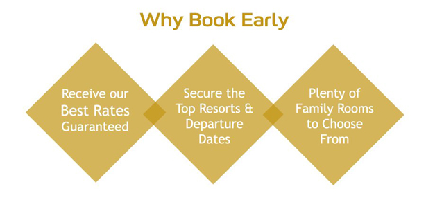 Book Early for the Best Rates
