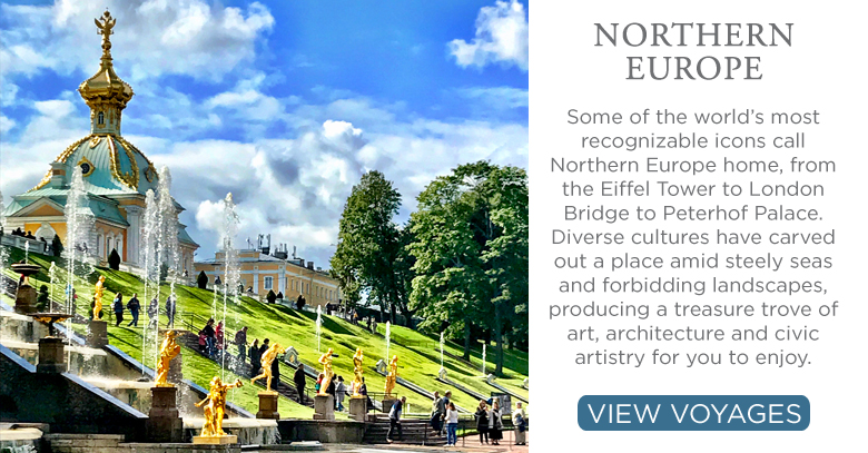 All-Inclusive Northern Europe Voyages