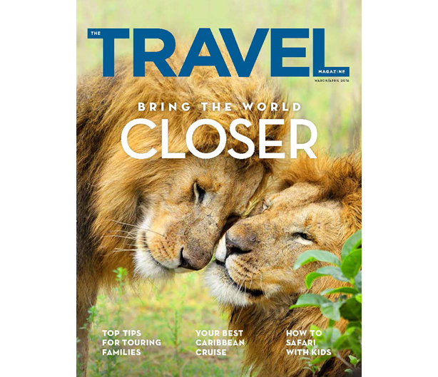The Travel Magazine, 2nd Edition - Mar/Apr 2018