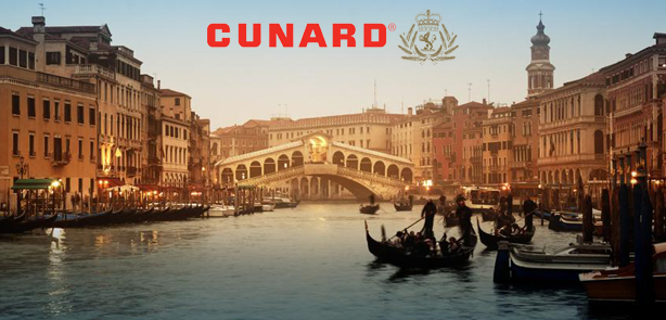 Sail the Mediterranean on Cunard's luxurious Queen Victoria!