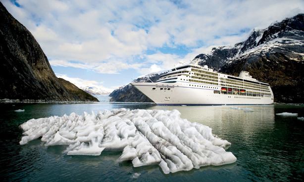 Cruise The Last Frontier aboard Regent Seven Seas Cruises.