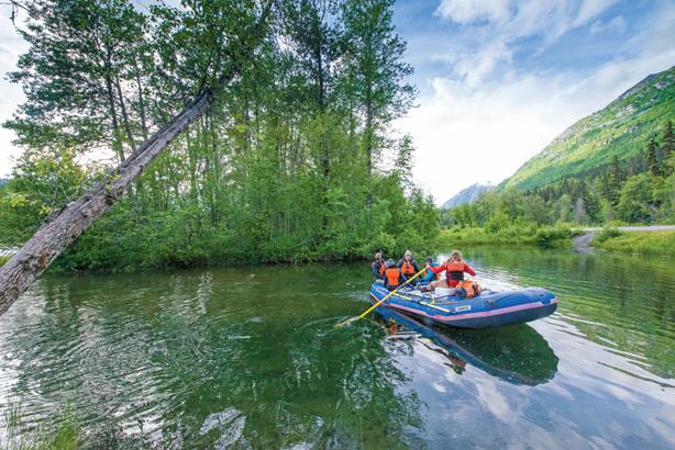 Wild Alaska Escape