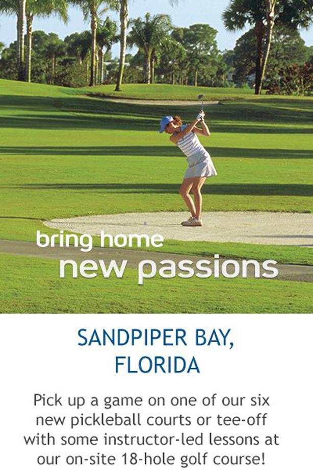 Sandpiper Bay, Florida
