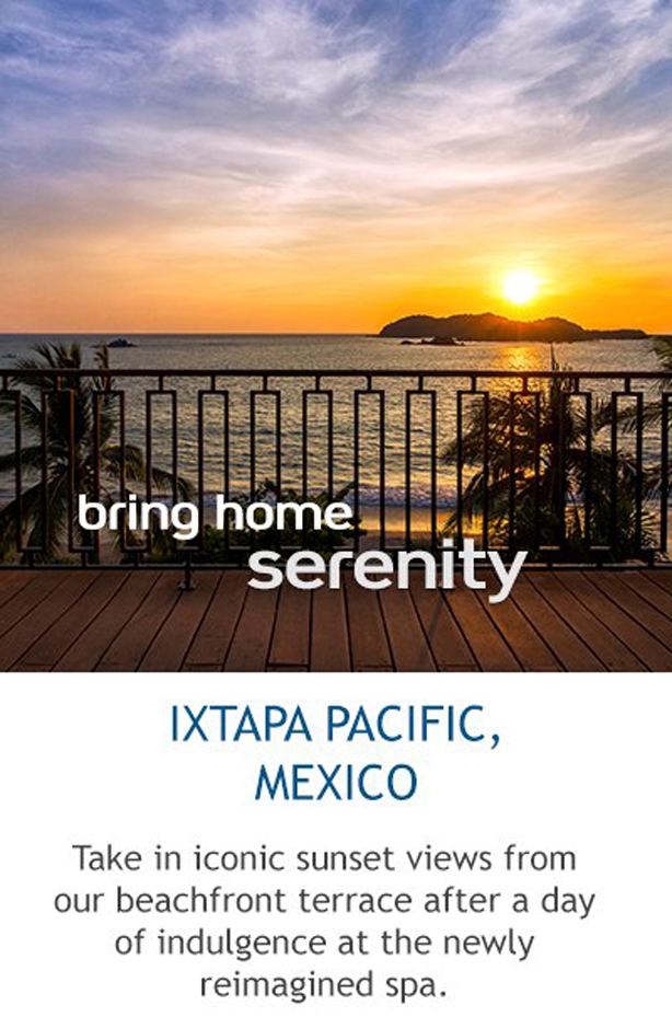 Ixtapa Pacific, Mexico