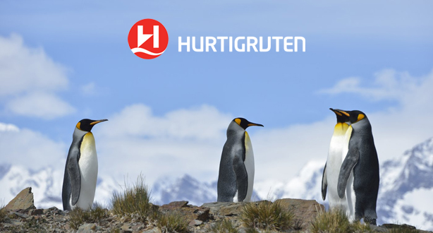 Enjoy roundtrip flights on select 2019 Antarctica departures with Hurtigruten.