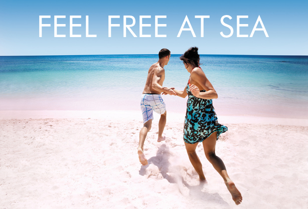 Feel Free at Sea with Norwegian Cruise Line