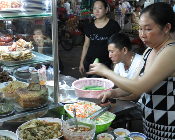 Try new types of cuisine on a food tour!