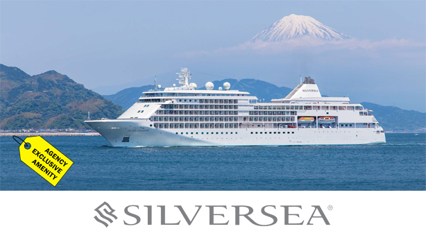 Book select Silversea voyages with us and receive our exclusive $200 Shipboard Credit offer!