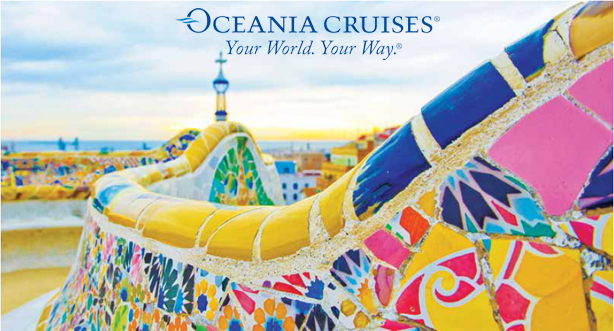 Oceania Cruises - Your world. Your way.