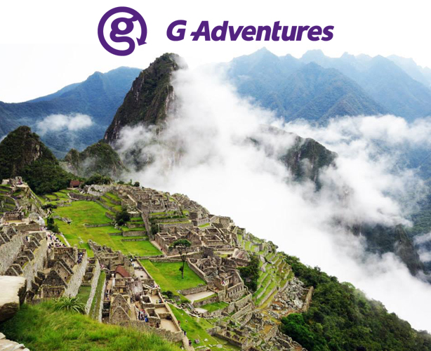 Imagine a new way to experience the world with G Adventures.