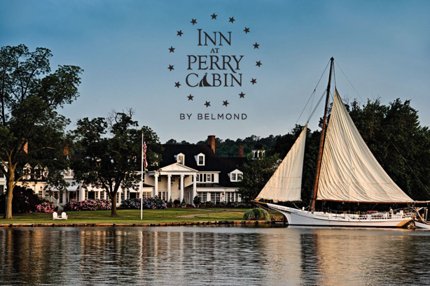 Step into the rhythm of coastal living at the Inn at Perry Cabin by Belmond