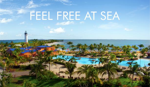 Feel Free at Sea on Norwegian Cruise Line