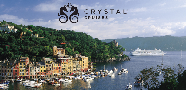 Book by June 2nd for a chance to save up to $1,000 on your 2017 or 2018 Crystal vacation!